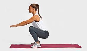 Måden at komme tilbage til træningen